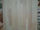Просмотреть фото Отделочные материалы Мебельные щиты , ступени , балясины , тетива , столбы 71913037 в Воронеже