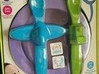 Посуда селиконовая детская