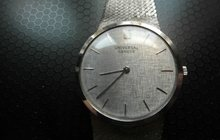 Швейцарские часы Universal Geneve Винтаж