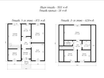 Смотреть фотографию Дома Продам дом по цене квартиры 38742001 в Воронеже