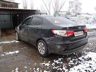 Уникальное foto Аварийные авто Продам автомобиль КИА РИО после ДТП 54778033 в Воронеже