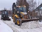 Фотография в   Чистка от снега дорог, стоянок, проездов в Воскресенске 300