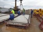 Новое фото Строительные материалы Линия по производству дорожных и аэродромных плит 45710553 в Всеволожске