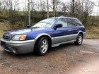 Subaru Outback 3.0AT, 2002, 263300км