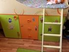 Фотография в Мебель и интерьер Мебель для детей Продам детский гарнитур б/у: кровать 1, 5-спальная, в Выксе 14000