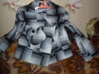 Увидеть фотографию Женская одежда курточка драповая 33347880 в Заволжье