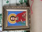 Смотреть изображение Отдам даром - приму в дар икона бисером пантелеймон целитель 32508500 в Зеленограде