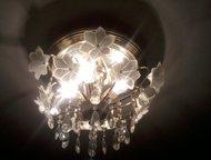 Люстру продам Люстра в отличном состоянии, на четыре лампочки. Забирать из Зелен