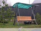 Просмотреть foto Мебель для дачи и сада Качели дачные, детские с бесплатной доставкой 38362023 в Туле