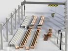 Скачать бесплатно фотографию Строительные материалы Линия по производству свай квадратного сечения 38413258 в Железногорске