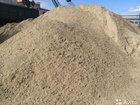 Щебень, песок, чернозём