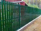 Увидеть фото Отделочные материалы Продам штакетник металлический в Жигулевске 38022291 в Жигулевске