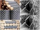 Скачать бесплатно фото Строительные материалы Сетка рабица и рулонная сетка в Жирновске 51271230 в Жирновске